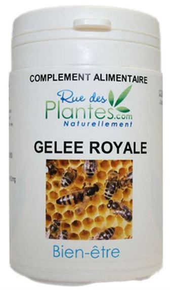 Gelée royale (et germe de blé) 60 gélules + Huile