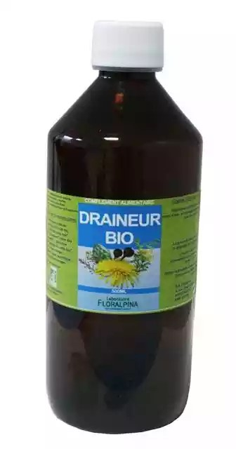Liquide draineur bio 500ml pour votre organisme - Nettoyer son four naturellement ...