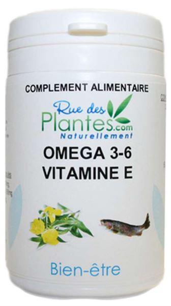 omega 3 et vitamine e