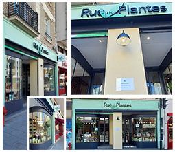 Magasin Rue des Plantes à Rennes
