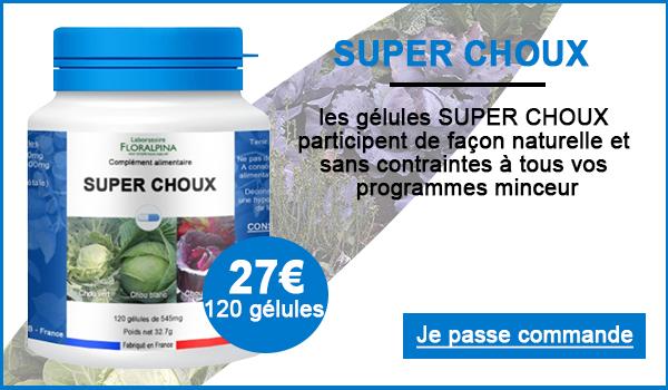 Super chou gelules