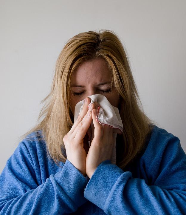 Femmes rhume soignez avec ail noir