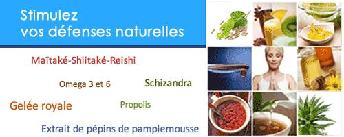 produits naturels pour vos défenses immunitaires, hypertension, diabète, cholestérol, parasites, détoxification