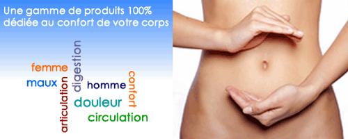 plantes bien-être : articulation circulation digestion menopause