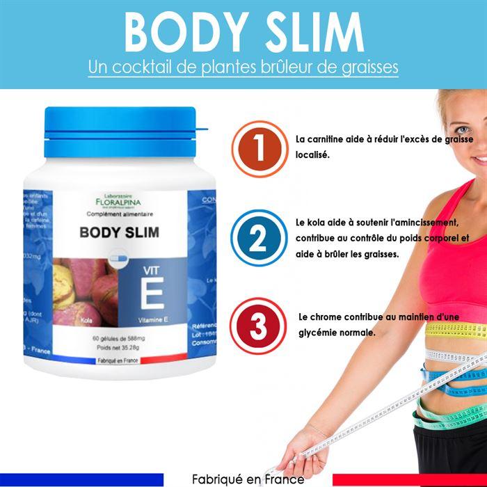 Body slim le meilleur complement alimentaire pour maigrir