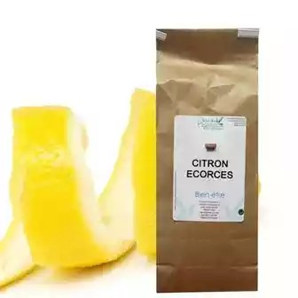 citron, ecorce citron