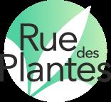 Rue des plantes